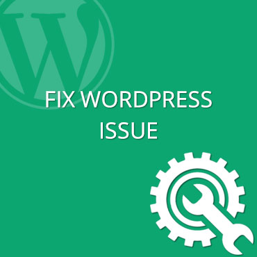fix wordpress issues