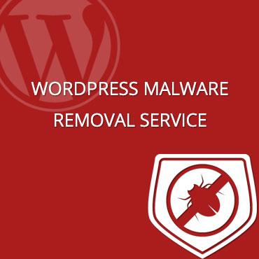 Wordpress malware removal service