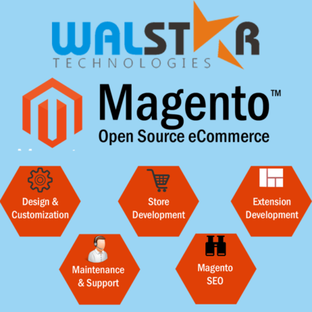 Magento WordPress Website Development