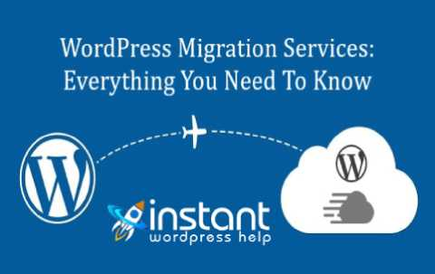 WordPress Site Migration