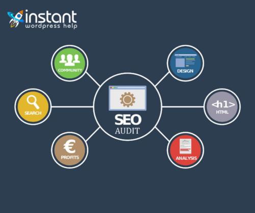 WordPress Maintenance Services, SEO Services, Instant WordPr