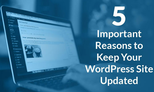 Update WordPress Service